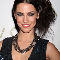 jessica lowndes updos funky edgy black